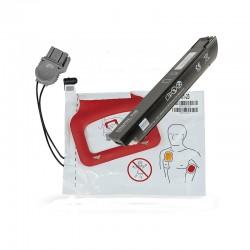 Charge-PAK (1) pour défibrillateur LIFEPAK CR PLUS