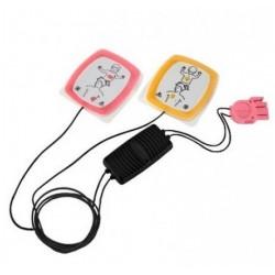 Paire d'électrodes Enfants pour LIFEPAK CR Plus