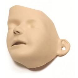 Masques de visage Junior (x6)