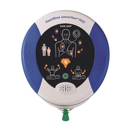 Défibrillateur  Samaritan Pad 350P Heartsine