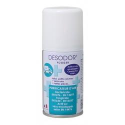 Aérosol désinfectant air et surfaces 75ml - Desodor Fogger