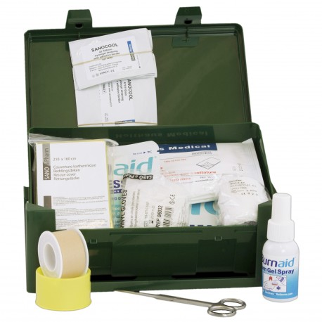 TROUSSE BRULURES
