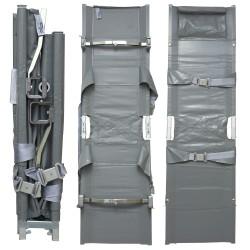 BRANCARD  PVC gris (pliable en 4)