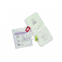 ELECTRODES STAT PADZ II ADULTES ZOLL AED PLUS