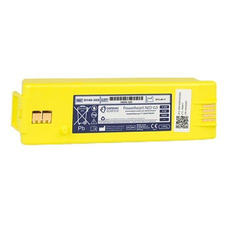 Batterie  Powerheart AED G3
