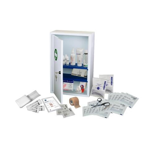 Armoire pharmacie avec clé