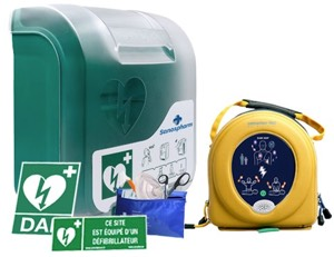 Pack Intérieur défibrillateur Samaritan 360 P